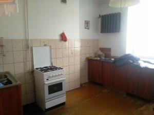 Kuchnia przed wykonaniem remontu