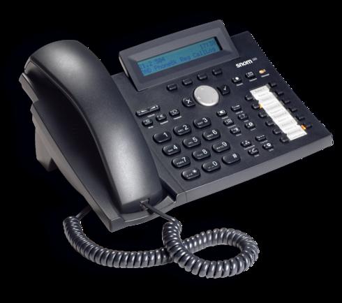 telefon voip snom 320
